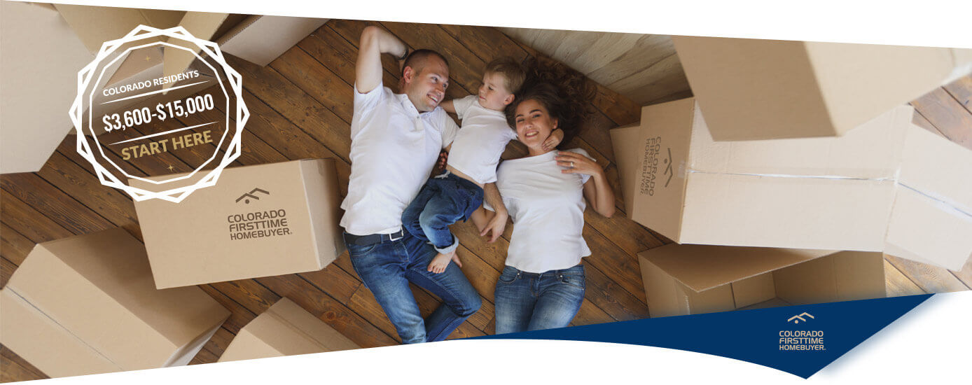 Colorado First Time Home Buyer, Down Payment Assistance and